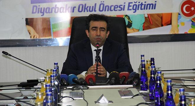 Diyarbakır'da okulöncesinde okullaşma %43.98'e çıktı