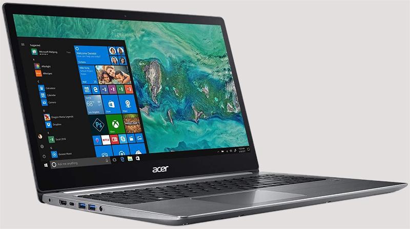 Acer Swift 3 SF315-41 laptop gaming murah