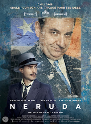 Neruda Movie Poster 4