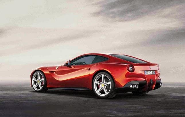 Gambar Mobil Termahal Di Dunia - Ferrari F12 Berlinetta