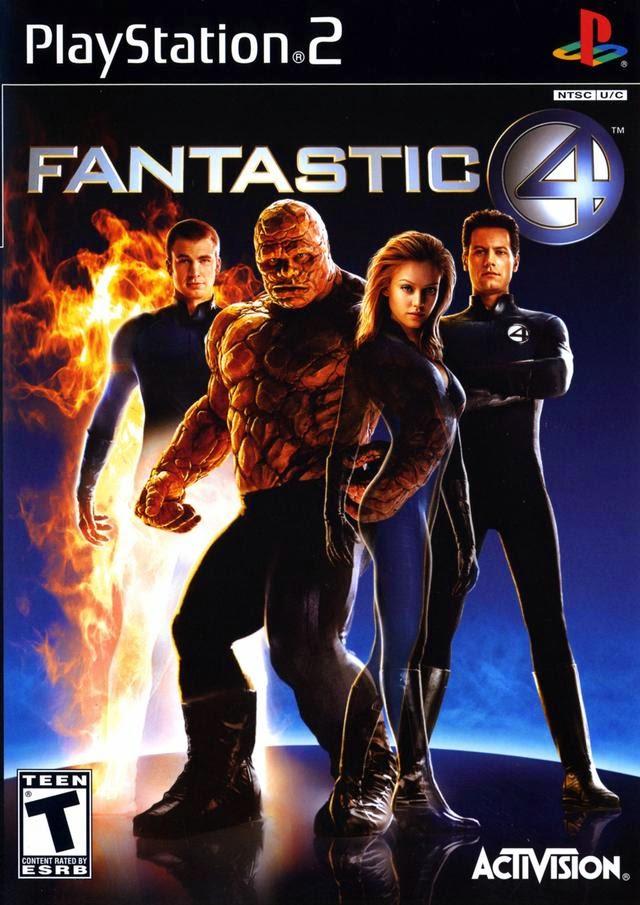 Fantastic 4 ps2