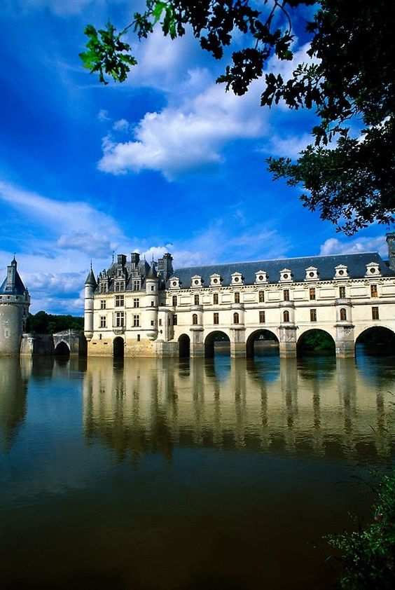 Managed Funds Association (MFA) - Château de Chenonceau, Loire Valley, France
