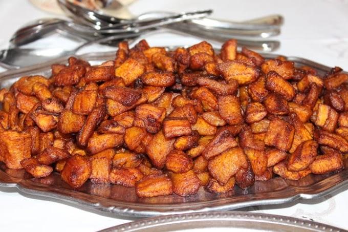 Recipe for Kelewele from Ghana