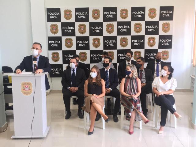 Deinter-6 recebe 10 Delegados de Polícia que irão reforçar as Delegacias da Baixada Santista e Vale do Ribeira