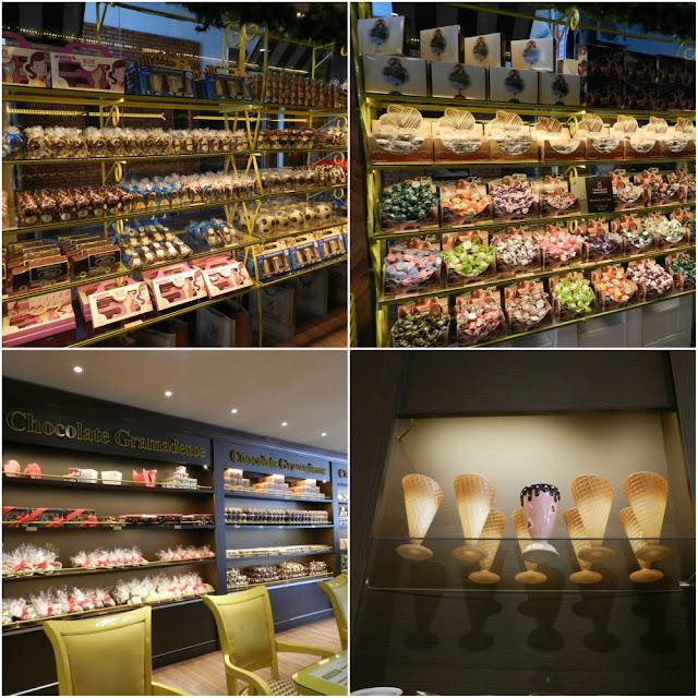 Atrações e lojas de chocolate em Gramado - Gramadense