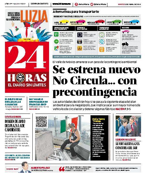 LOS CONTAMINANTES EN LA CIUDAD DE MÉXICO 3bf92723618