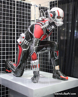 Life size Ant Man Statuette