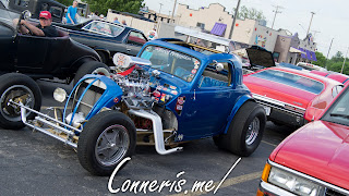 1947 FIAT 500 Hot Rod Front angle