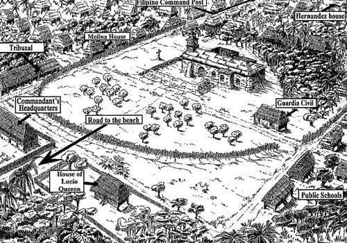 siege of baler