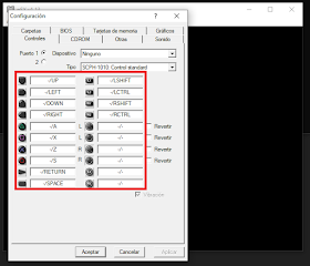 ▷ Cómo configurar 【Controles y Teclado】 en PSXFIN