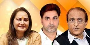 आजम खान से चुनाव में हारीं जया प्रदा करेंगी BJP में 'गद्दारी' की शिकायत
