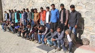 قوات الأمن التركي تعلن ضبط 630 مهاجراً غير نظامي شمالي تركيا