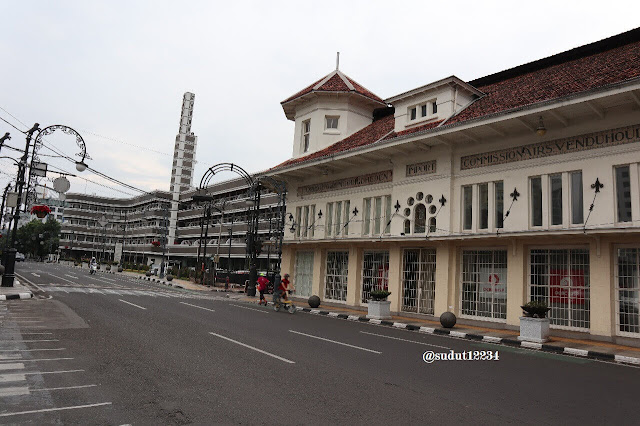 Bangunan Cagar Budaya di Kota Bandung