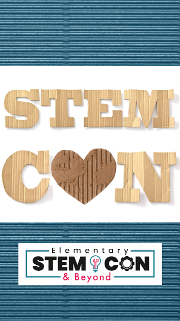 Elementary STEM CON & Beyond: April 16-19, 2021!!!