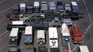 Lịch Sử Hình Thành Và Sự Phát Triển Trải Qua Nhiều Thăng Trầm Của Land Rover