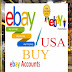 buy ebay USA account limit 10/1000$