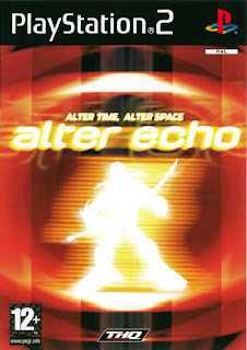 Alter Echo PAL PS2
