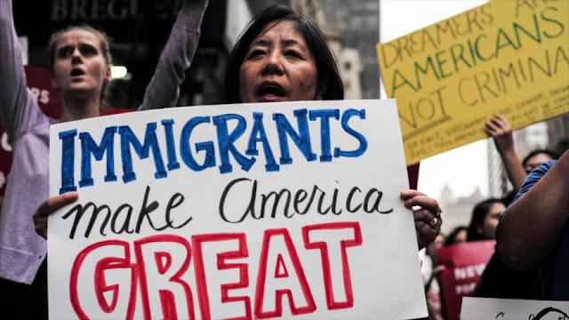 CIDH: Cancelar permiso de residencia a los soñadores es inhumano