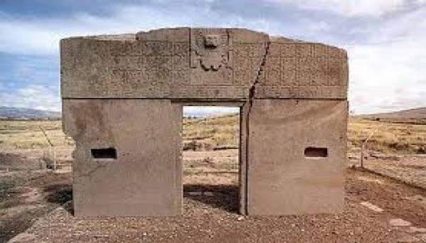 Πύλη του Ήλιου,η αινιγματική κατασκευή στην κορυφή των Άνδεων