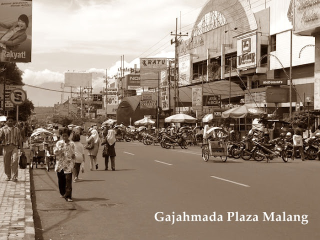 Gajahmada Plaza Malang