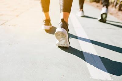 رياضة المشي تقضي علی ارتفاع السکر