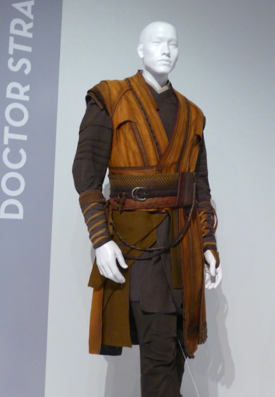 Kaecilius Doctor Strange movie costume