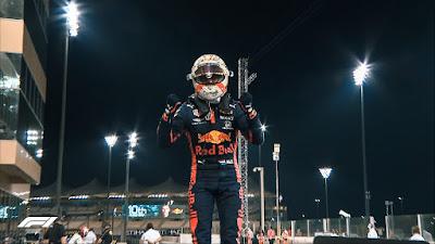 Abu Dhabi GP Driver of the Day