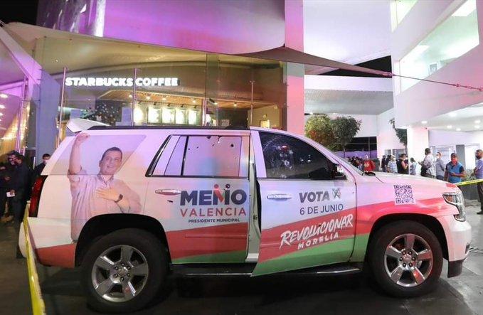Balean a candidato del PRI a la presidencia municipal de Morelia_02