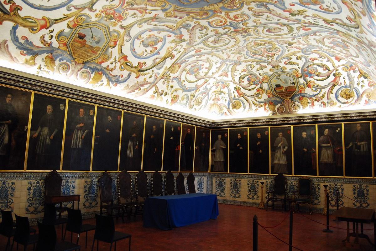 salle de l'examen privé Coimbra