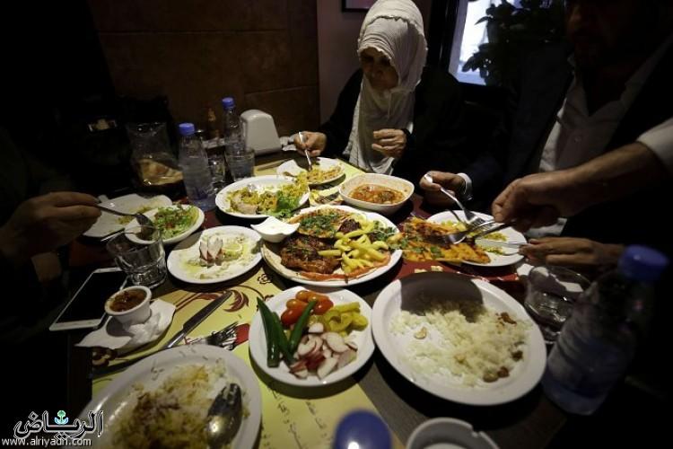 أسعار منيو وفروع ورقم مطعم المائده السوريه 2021