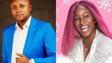 Israel DMW apologizes to DJ Cuppy over Zlatan and Gelato drama (Video)
