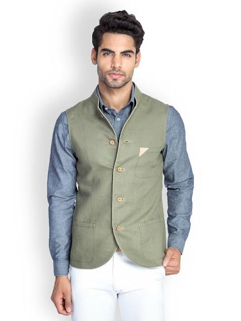Slim Fit Nehru Jackets