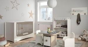 Estilos de decoración para la habitación del bebé