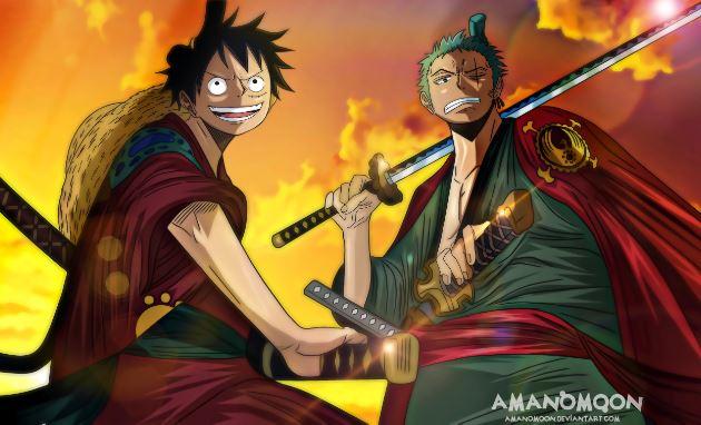 Review One Piece 912 Pertemuan Luffy Dan Zoro Di Negeri