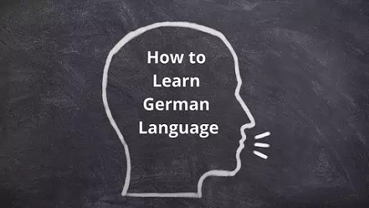 Learn German language with fun and modern techniques