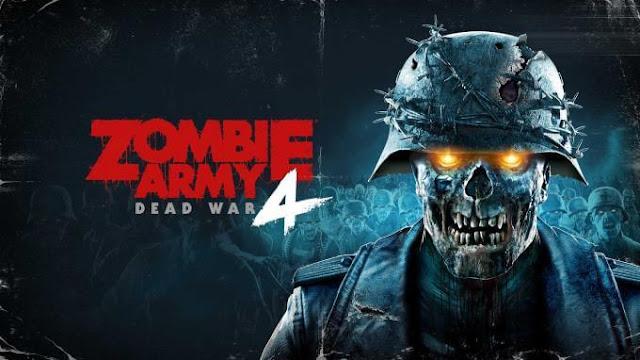 تحميل لعبة Zombie Army 4 dead war