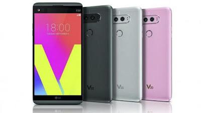 LG V20 Smartphone Pertama Dengan Android Nougat