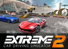 Extreme Car Driving Simulator - Game Simulator Mobil Offline
