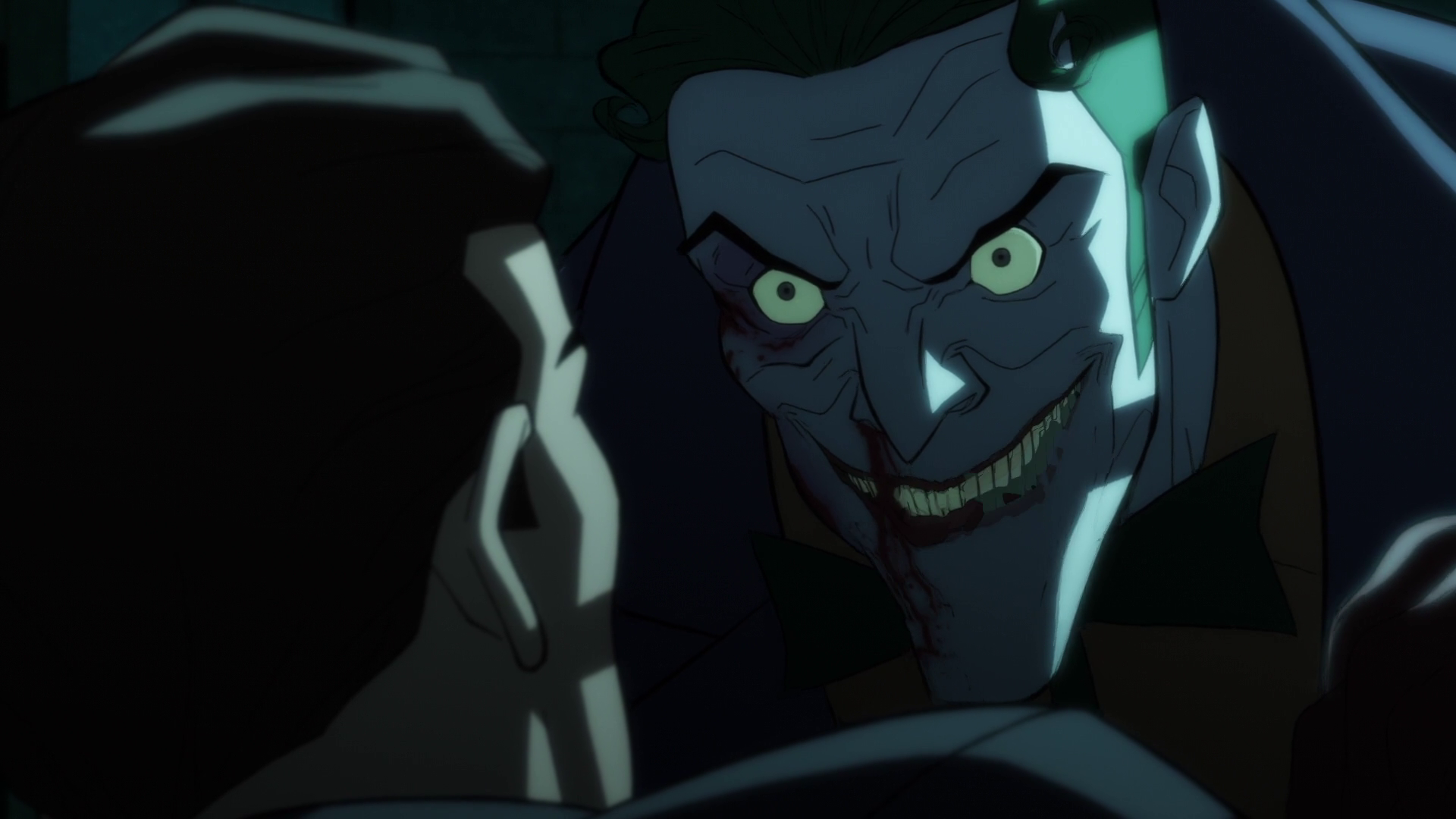 Batman: El Largo Halloween Parte 1 (2021) 1080p 60FPS BDrip Latino