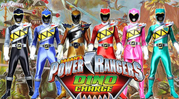 Power Rangers Dino Charge Episodio 01