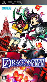 7th Dragon 2020 ENG Patch PSP GAME