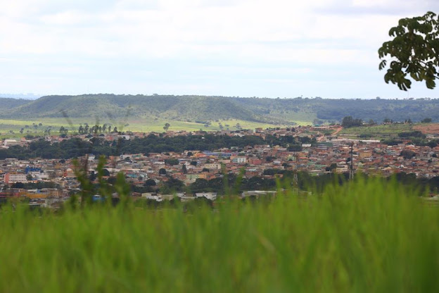 Alto Mangueiral, novo bairro do DF que terá 6 mil moradias em São Sebastião