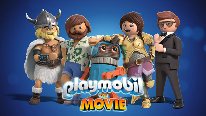 Playmobil: La película (2019) BRRip 720p Latino-Ingles
