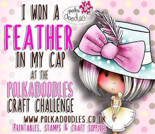 Polkadoodles Challenge week 32/33