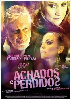Achados e perdidos cartaz2 Download   Achados e Perdidos   DVDRip RMVB Nacional (SEM CORTES)