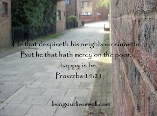 Proverbs 14:21