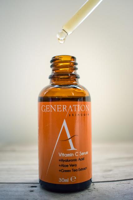 Generation Skincare Vitamin C serum