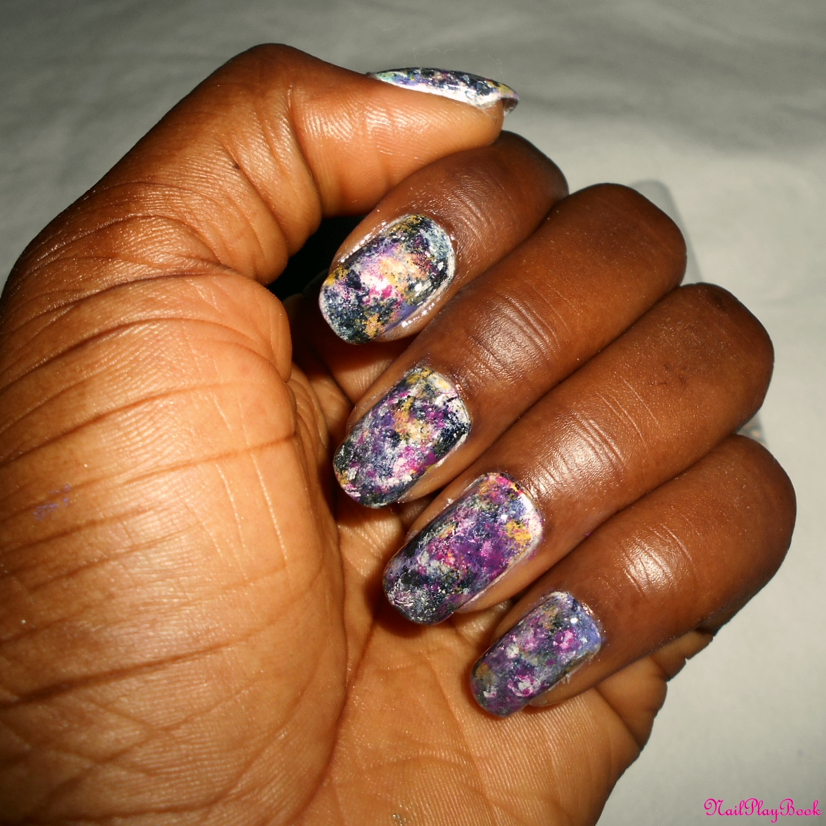 Nail Play Book: August 2016