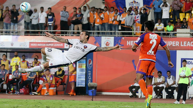Indian Super League 2016 Results: 3rd November