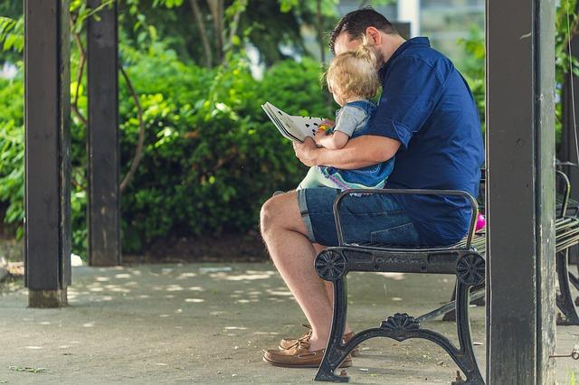 Gemeinsame Zeit mit dem Kind verbringen